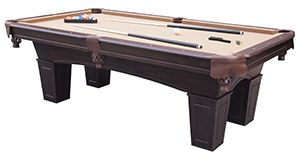 pool table movers san jose